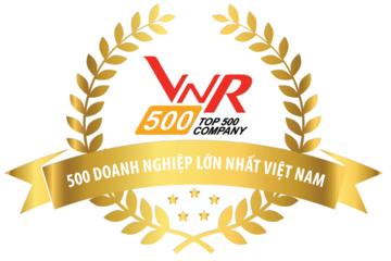 COSACO giành giải thưởng Top 500 doanh nghiệp lớn nhất Việt Nam